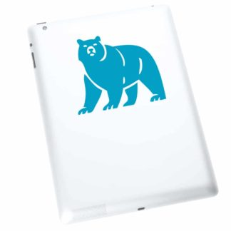 Seward Street Studios Bear Vinyl Decal