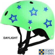 Hyper Reflective Stars Decal Set