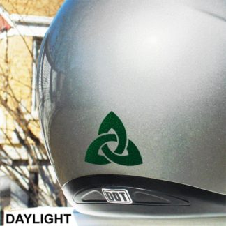 Hyper Reflective Triquetra Decal