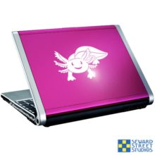 Seward Street Studios Axolotl Vinyl Decal