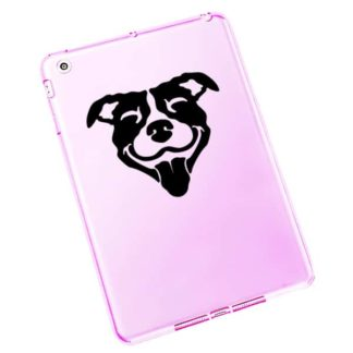 Seward Street Studios Happy Pit Bull Vinyl Decal