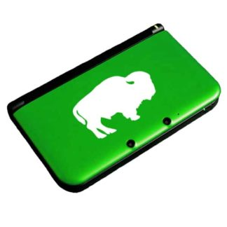 Seward Street Studios Small Bison Vinyl Decal