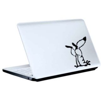 Seward Street Studios Snow Diving Fox Vinyl Decal