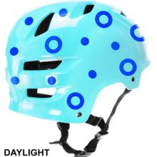 Hyper Reflective Circles and Dots Decal Set