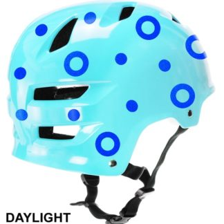Hyper Reflective Circles and Dots Decal Set
