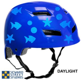 Hyper Reflective Sea Life Decal Set