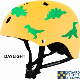 Hyper Reflective Dinosaurs Decal Set