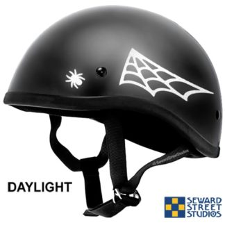 Hyper Reflective Spiderweb Decal Set