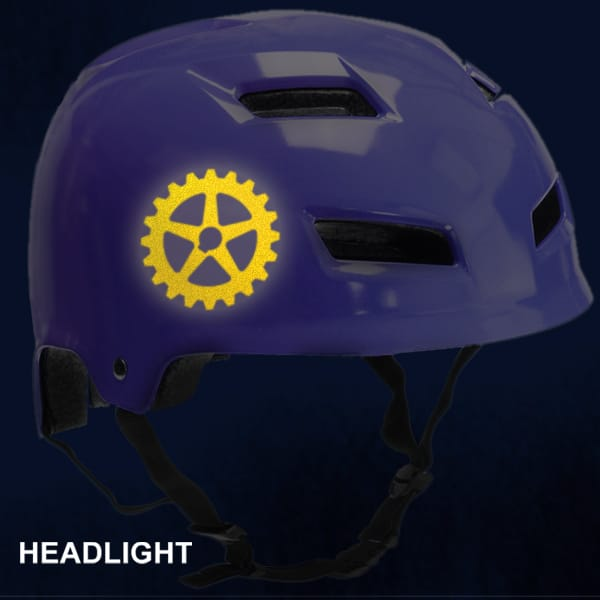 Hyper Reflective Gear Decal