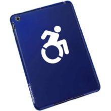 Seward Street Studios Handicap Symbol Vinyl Decal