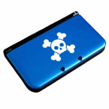 Seward Street Studios Little Crossbones Vinyl Decal