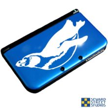 Seward Street Studios Penguin Vinyl Decal