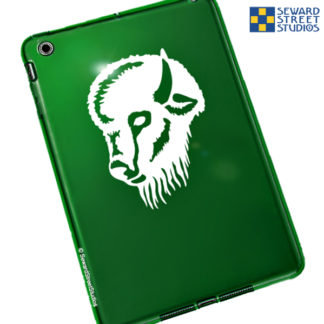 Seward Street Studios Bison Vinyl Decal