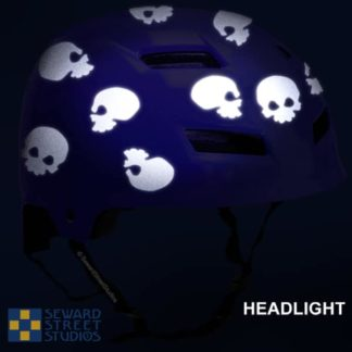 Hyper Reflective Skulls Decal Kit