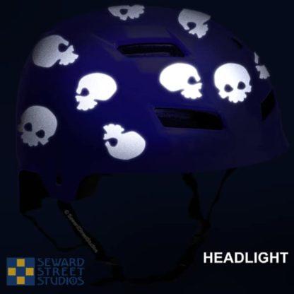 Hyper Reflective Skulls Decal Kit