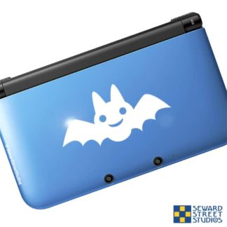 Seward Street Studios Bat Vinyl Decal