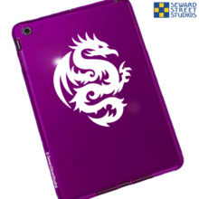 Seward Street Studios Tribal Dragon Vinyl Decal