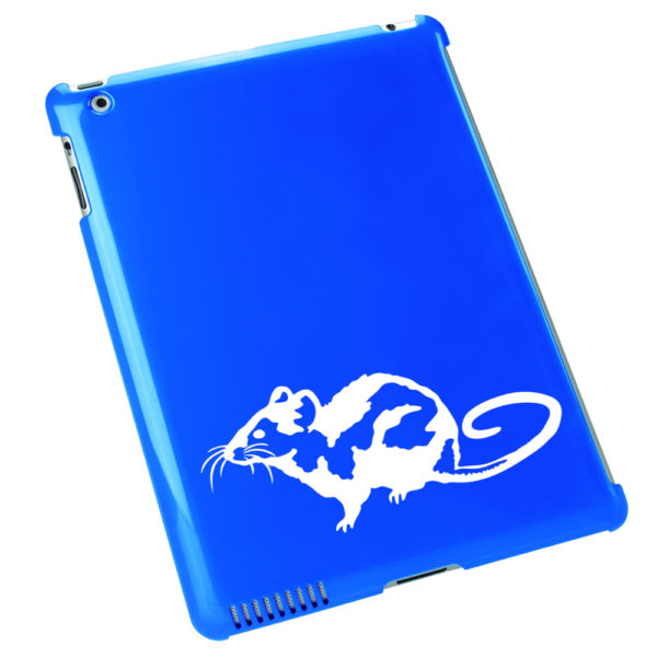 Seward Street Studios Rat Vinyl Decal